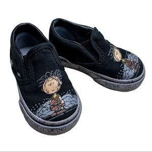 Charley Brown Pigpin VANS Toddler size unknown